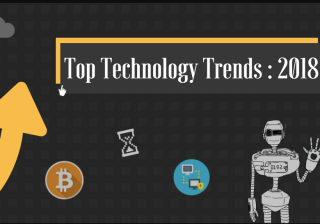 Three technology trends which will dominate 2018