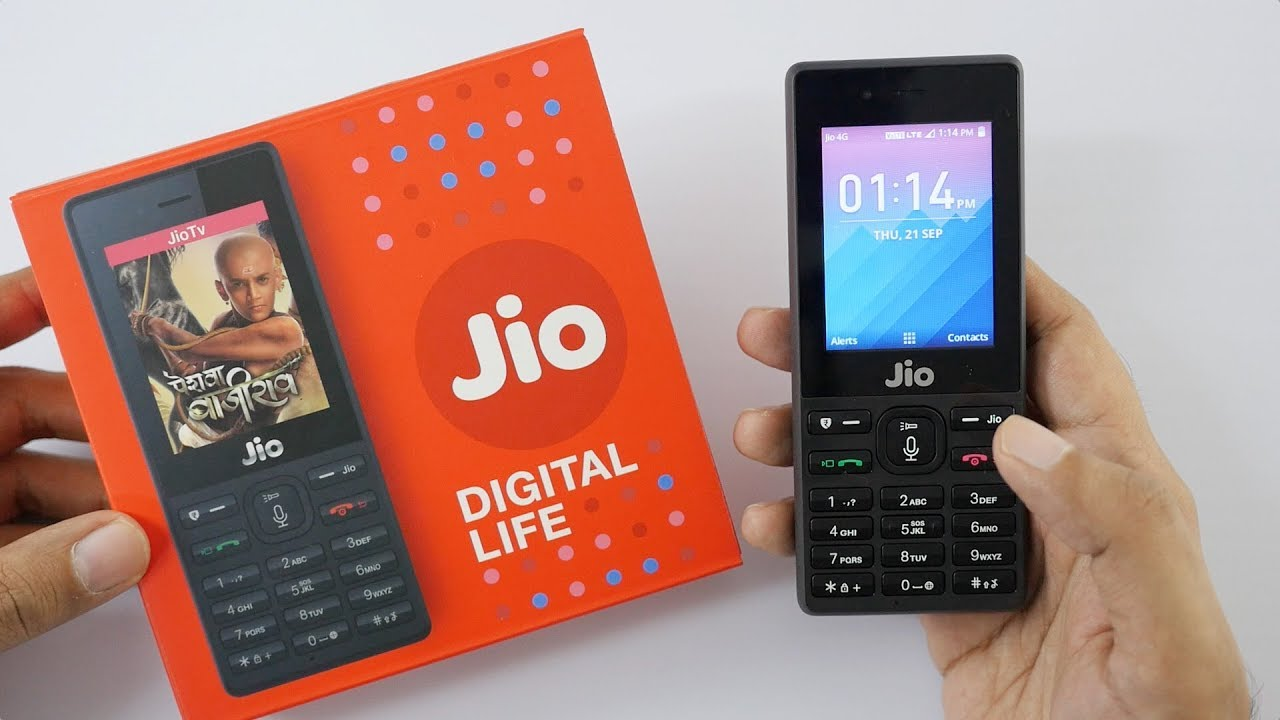 JioPhone second phase pre-booking soon