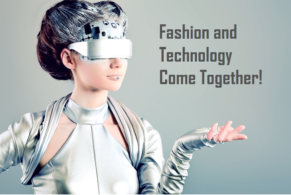 Impact of technology on fashion industry